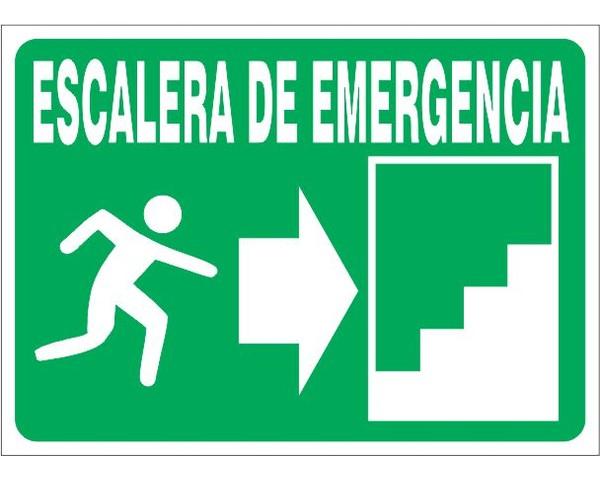 Escalera de Emergencia 18x25 Deo - Soluciones 017a39f4b1295